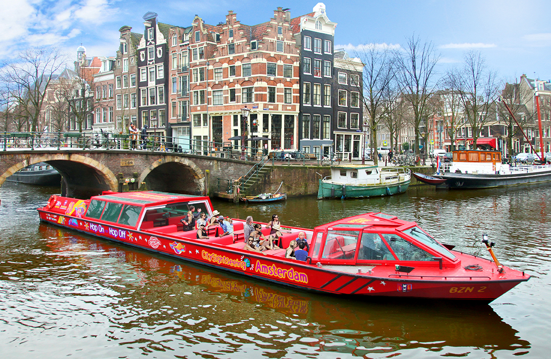 City Sightseeing_canal Cruise Amsterdam_BAS!