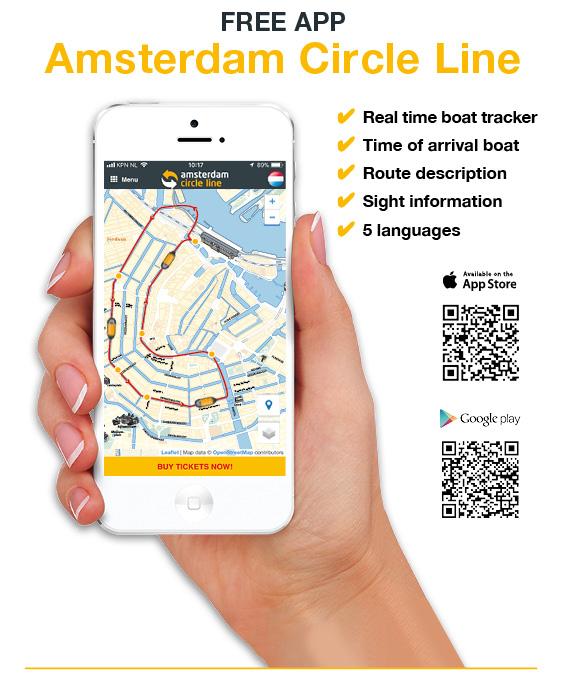 Amsterdam Circle Line_BAS! RECLAME & VORMGEVING