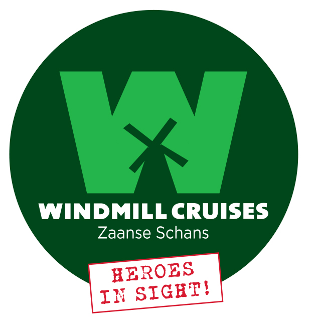 Windmill Cruises Zaanse Schans_Heroes in sight_BAS! RECLAME & VORMGEVING