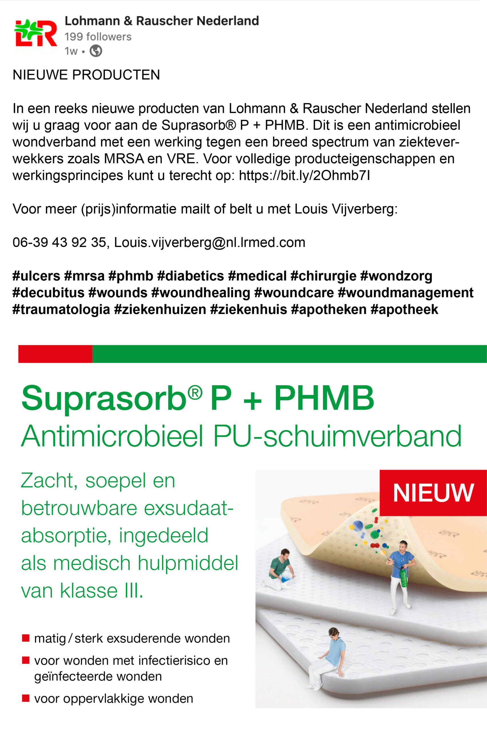 Lohmann & Rauscher P + PHMB_BAS! RECLAME & VORMGEVING