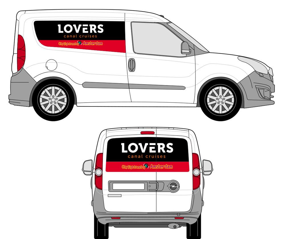 Rederij Lovers_BAS! RECLAME & VORMGEVING