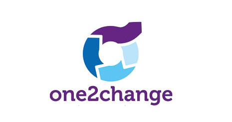 One2change_Logo_BAS! RECLAME & VORMGEVING