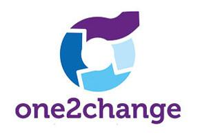One2Change_naomi van Loon_logo BAS! RECLAME & VORMGEVING_2018