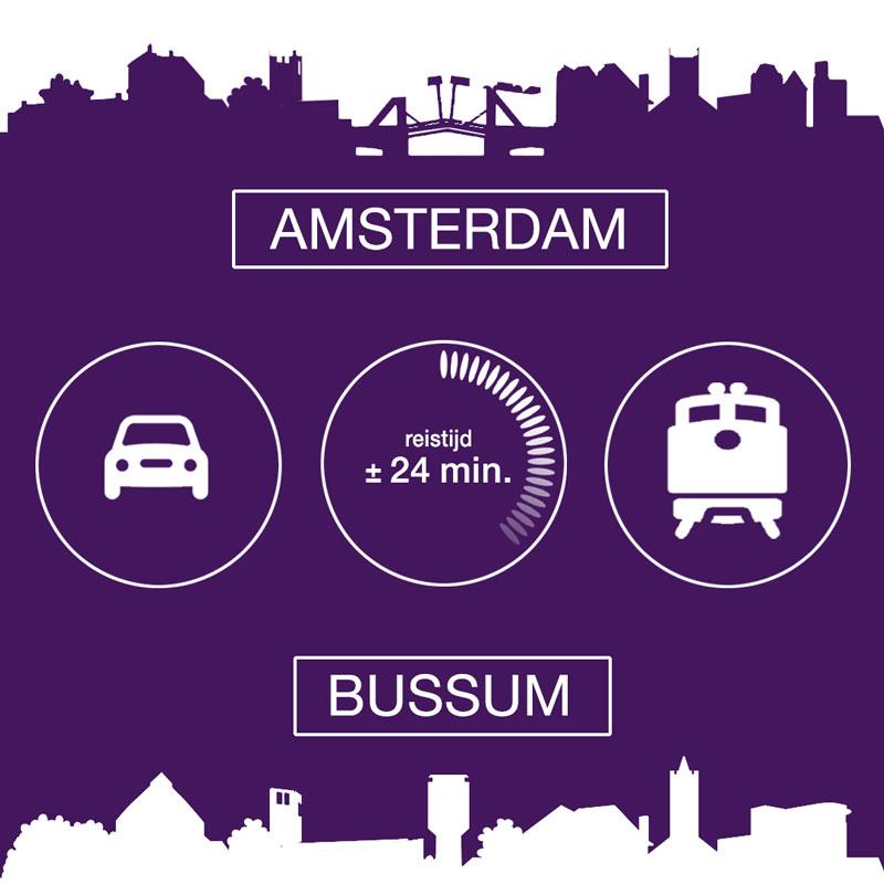 PUUR Makelaars Bussum-BAS! RECLAME & VORMGEVING