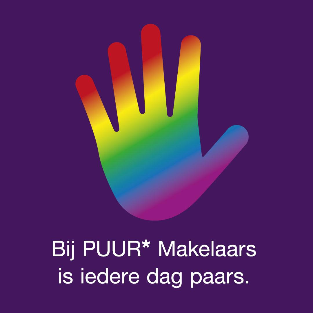 PUUR Makelaars Bussum_Social media_BAS! RECLAME & VORMGEVING