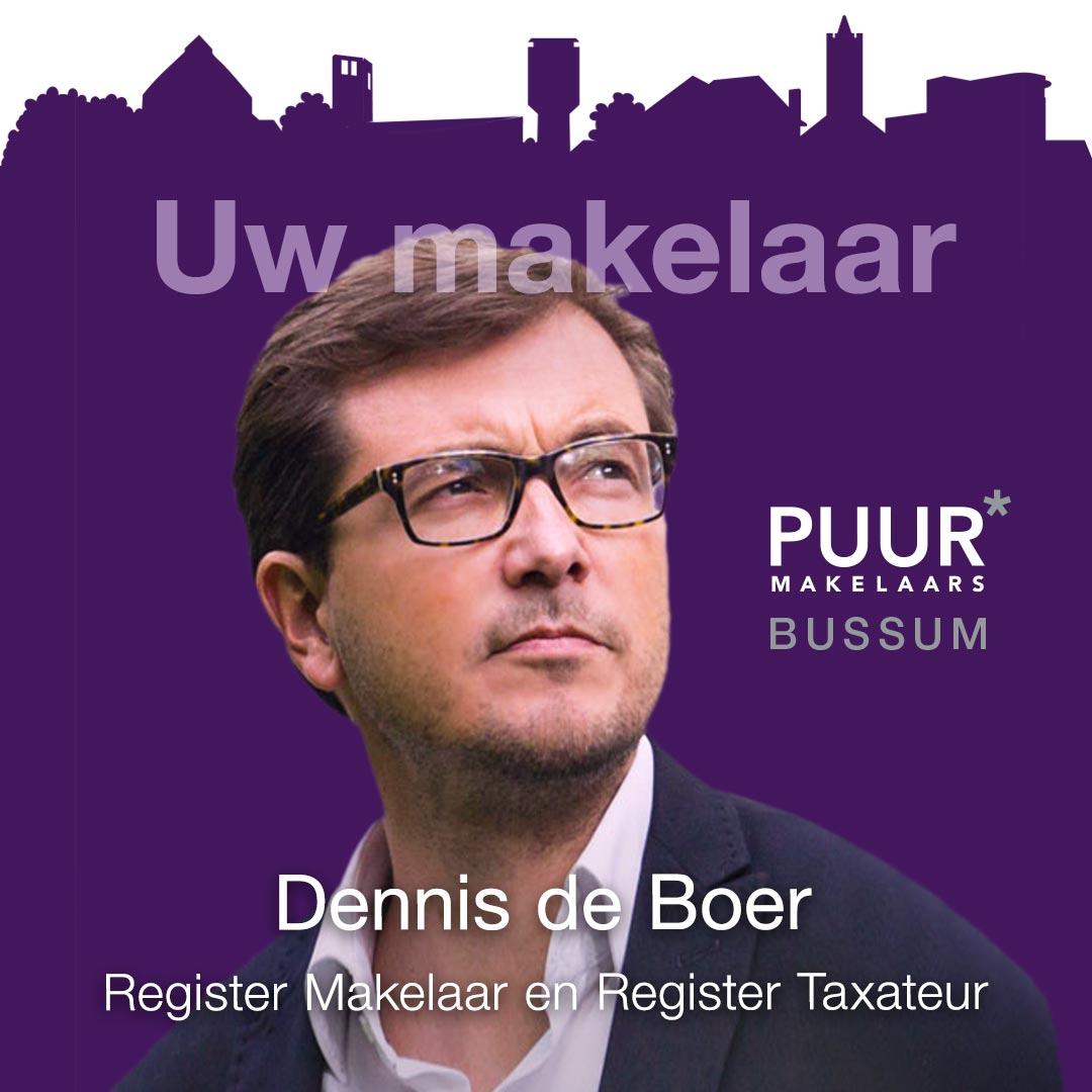PUUR Makelaars Bussum_Dennis de Boer-BAS! RECLAME & VORMGEVING
